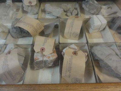 The petrography collection