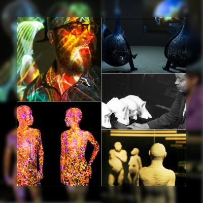 'The Gallery of Humankind - Our evolution, our body' was nominated for the International Design and Communication Award (IDCA), in the category 'Best Scenography for a Permanent Collection' (Photos: RBINS and Koen Broos)